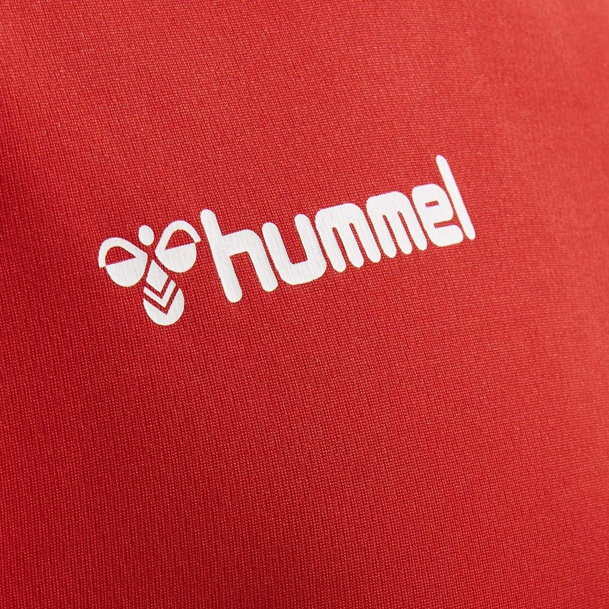 hummel Unisex Kinder hmlAUTHENTIC Kids Poly Jersey S//S