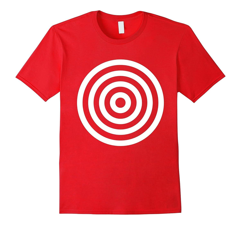 f9bf2547 Funny Bullseye Target Circles Halloween Costume T-Shirt-CL – Colamaga