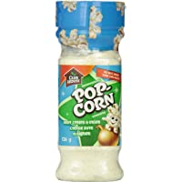 Club House, Quality Natural Herbs & Spices, Popcorn Seasoning, Sour Cream&Onion, 126g