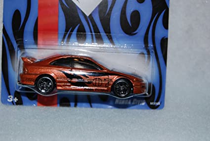 Amazon Com Hot Wheels 2007 Holiday Gift Card Honda Civic Wal Mart