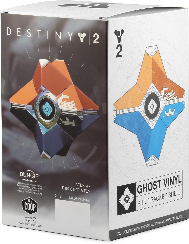 Amazon com: Destiny Ghost Vinyl - Kill Tracker Shell: Sony PSP: The