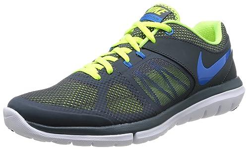 bc8770eabc03 NIKE Nike Flex 2014 Rn Mens Running Shoes Nike Flex 2014 Rn Dk Mgnt Grey