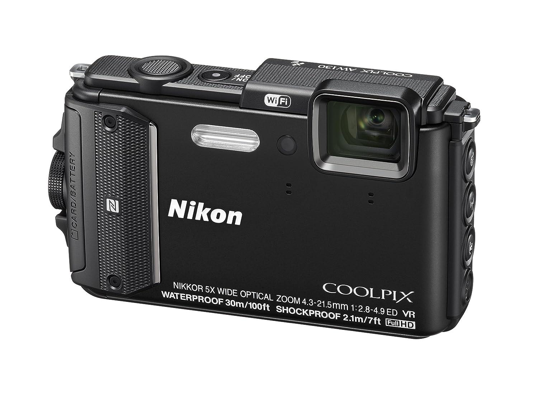 Nikon Coolpix AW130 - Cámara compacta de 16 MP (Pantalla de 3 ...