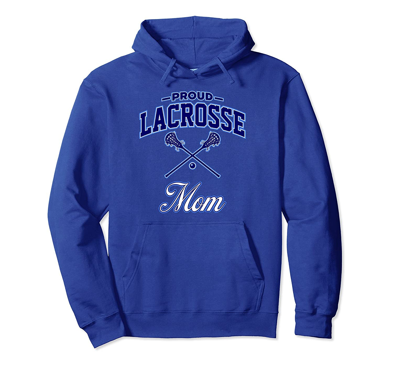 Lacrosse Mom Hoodies for Women-ah my shirt one gift