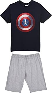Disney Avengers Man Short Pajamas