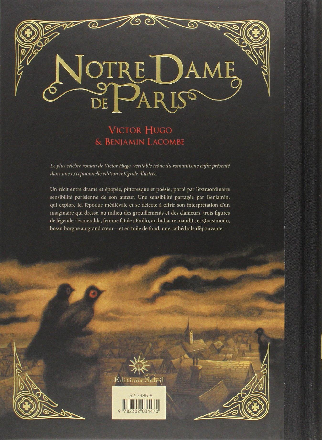 Notre Dame De Paris Intégrale Rev Métamorphose Amazon