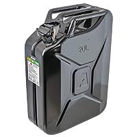 Arnold Metall-Kraftstoffkanister 20 L, schwarz, 6011-X1-2002