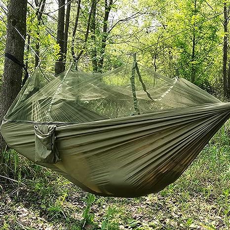 C&ing Tent Hammock Multifunctional Waterproof C&ing Shelter with Mosquito Net Lightweight Portable & Amazon.com: Camping Tent Hammock Multifunctional Waterproof Camping ...