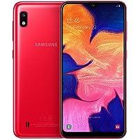 NEW SAMSUNG GALAXY A10 DUAL SIM 32 GB 4G LTE UNLOCKED SIM FREE 6.1 HD LCD (RED)