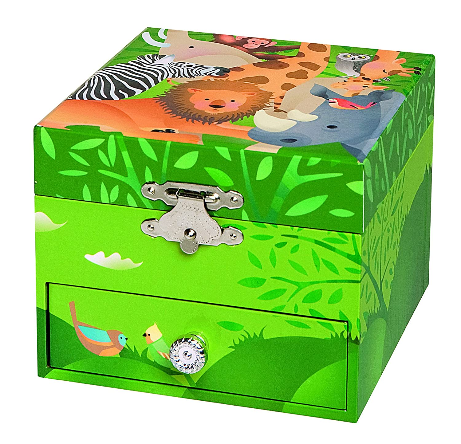 Trousselier - Petit Coffret Musical Jungle TROUS20922