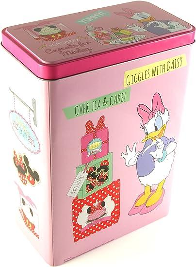 Caja cereales Disney rosa: Amazon.es: Bricolaje y herramientas