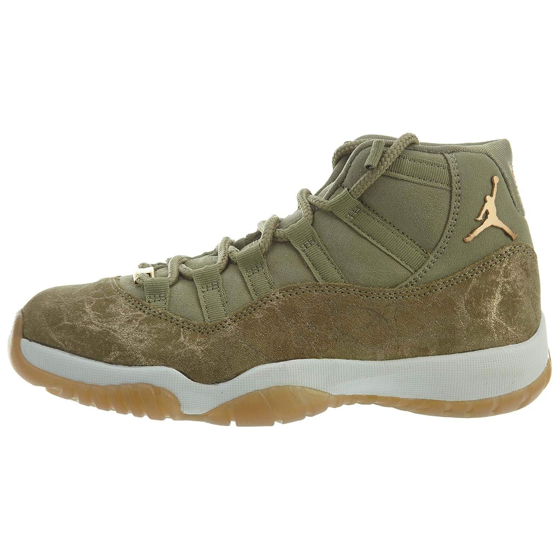 sale retailer 04f8a 4ddce Amazon.com | Jordan 11 Retro Womens Style: AR0715-200 Size ...
