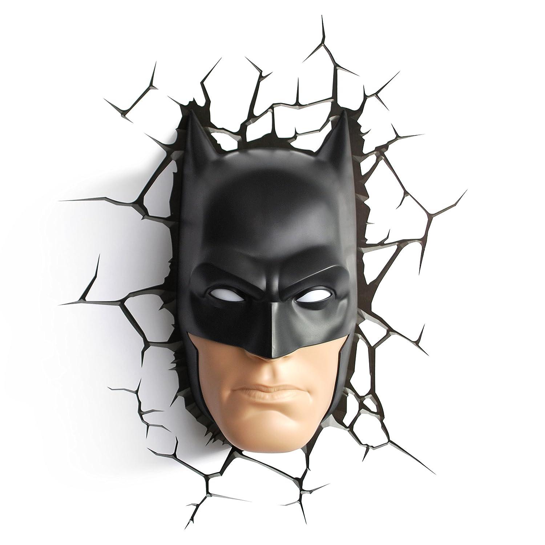 3D Deco Light 3DLIGHTFX - Lámpara 3D Batman Máscara Redstring Spain 8000331