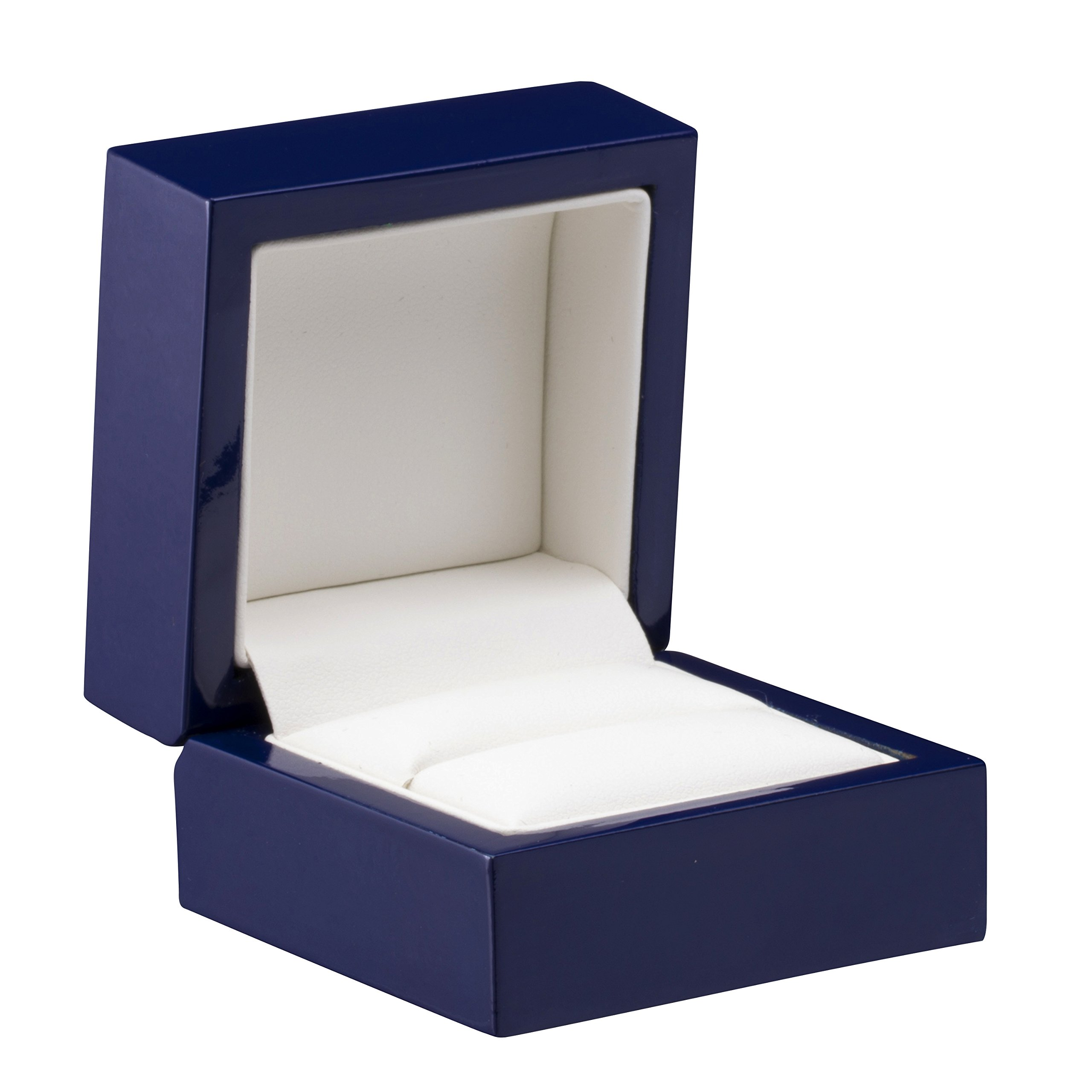 Allure Imperial Ring Box, Blue by Allure Pack (Image #1)