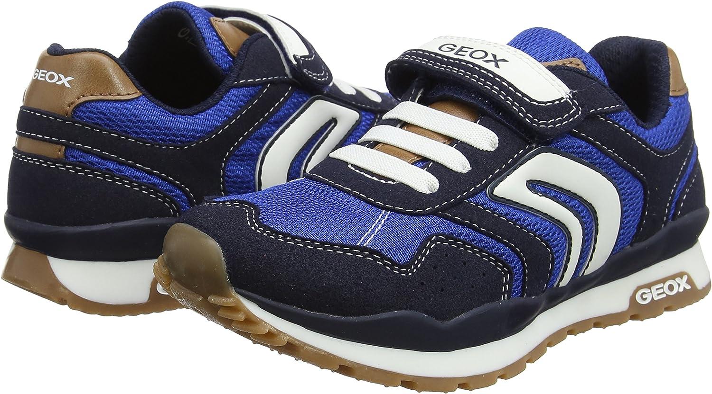Geox J Pavel B, Sneakers Basses garçon