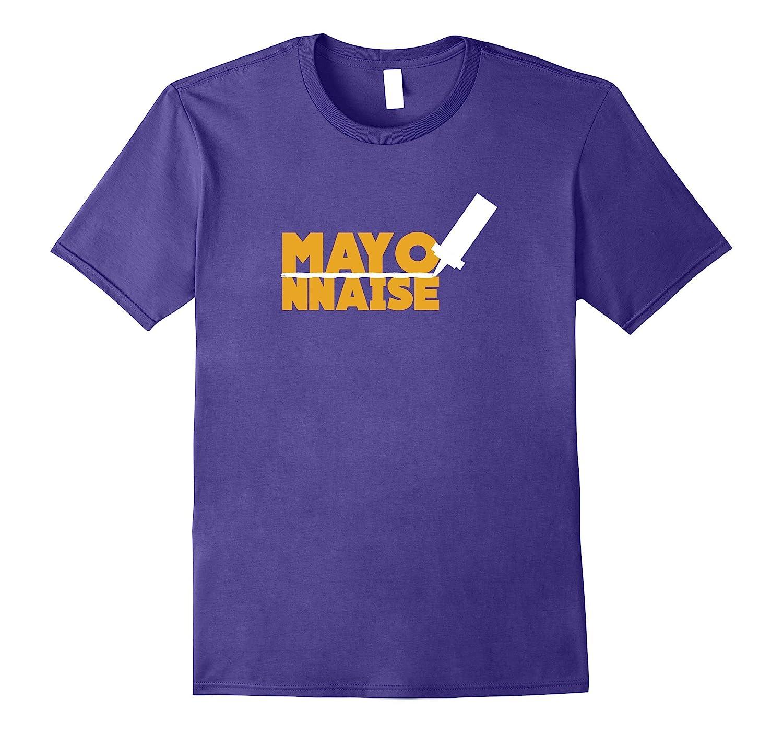 Mayonnaise Costume - Easy Costume - Halloween Shirt-T-Shirt