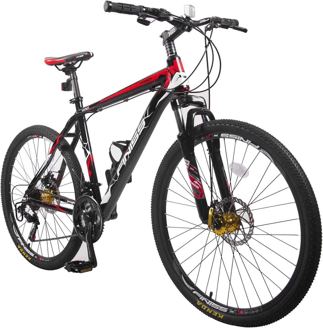 """Dual Spring Bike Bicycle Suspension Fork 26"""" Cruiser  w//Disc Brake Built in USA"""