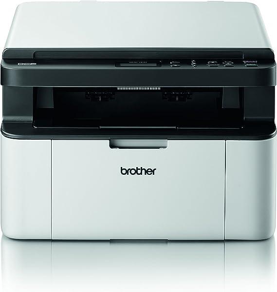 Brother DCP-1510 - Impresora multifunción láser monocromo, color ...