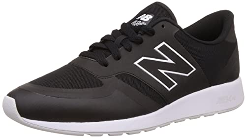 new balance 420 mesh trainers in black mrl420bl