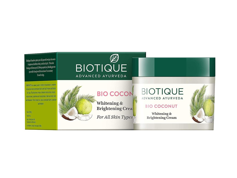 Biotique Bio Coconut Whitening & Brightening Cream