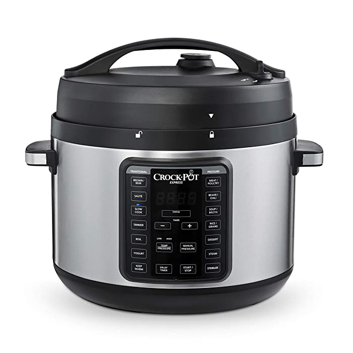 Top 9 Pressure Cooker Crockpo