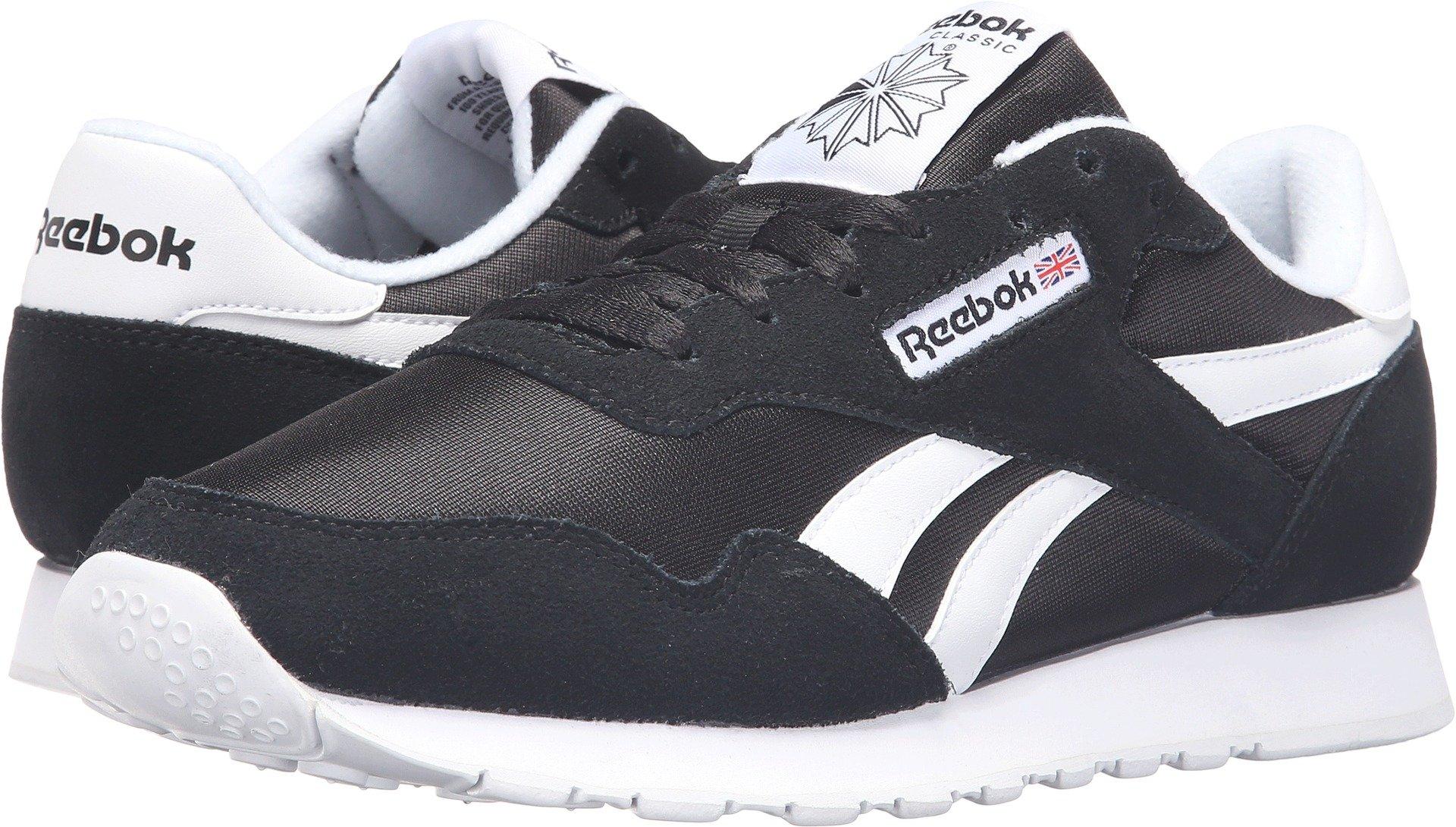 Choose SZ//Color. Reebok  BD1554 Royal Nylon Fashion Sneaker