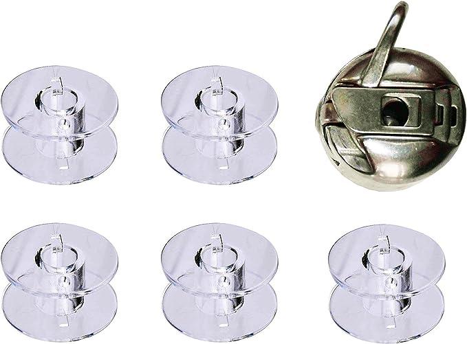 Univ 5CANILL1CANILL Conjunto de 5 Canillas de Plástico con ...