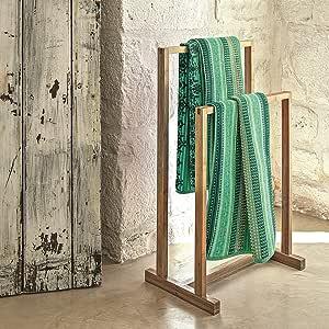color verde 90 x 180 cm Toalla de playa Bassetti Mocenigo Z1