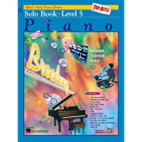 Alfred'S Basic Piano Library Top Hits Solo Book 5: BK 5