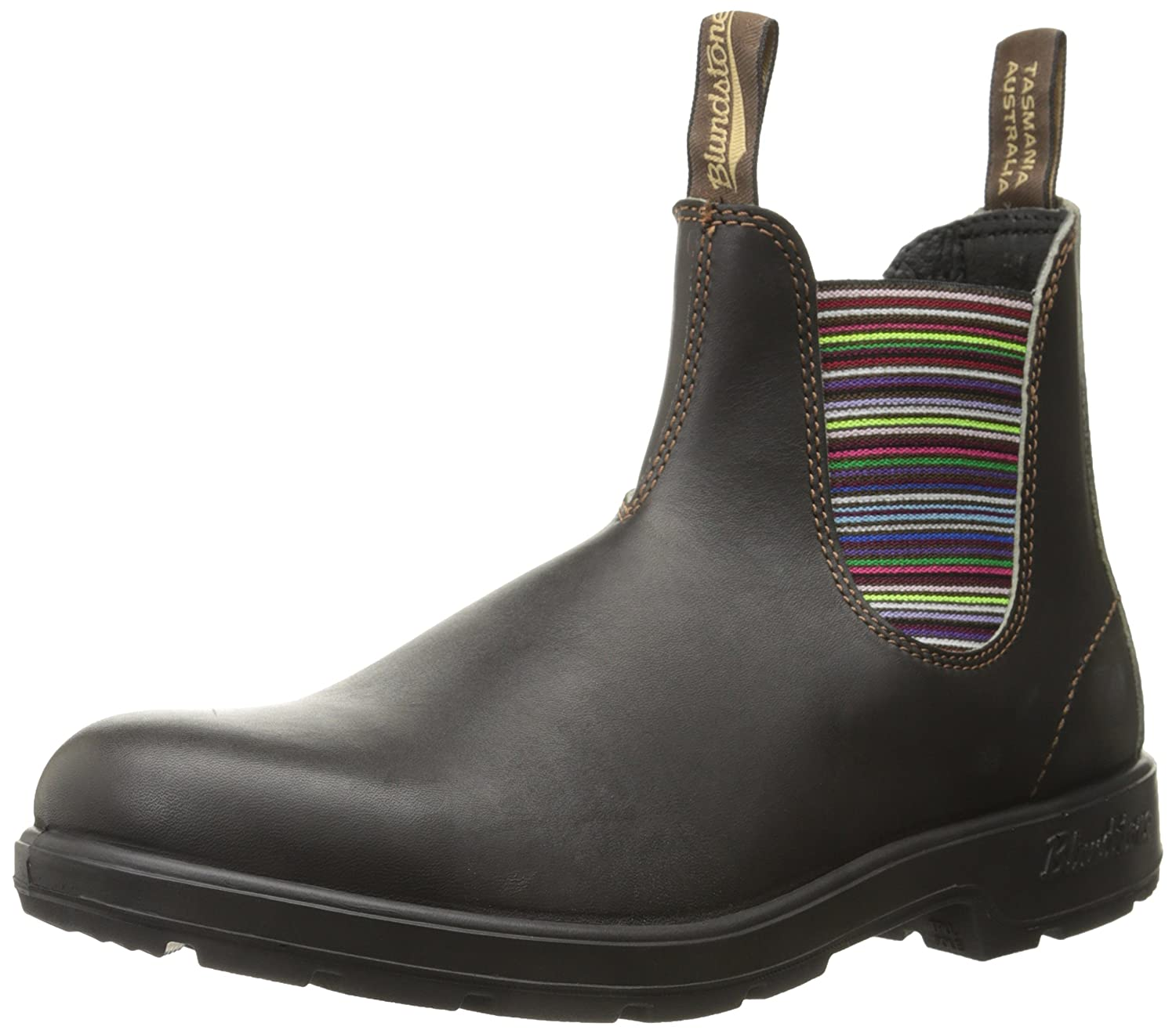 Blundstone Men's 1409 Round Toe Chelsea Boot B00IZ8IG78 4 D AU / 5 M US|Stout Brown
