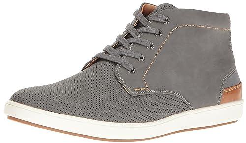 Zapatillas de moda Fractal para hombre, Gris, 9.5 M US: Amazon.es: Zapatos y complementos