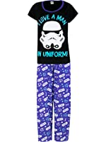Star Wars Womens' Star Wars Darth Vader Pajamas