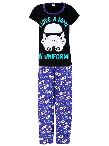 Star Wars - Pijama para mujer - Stromtrooper - Small