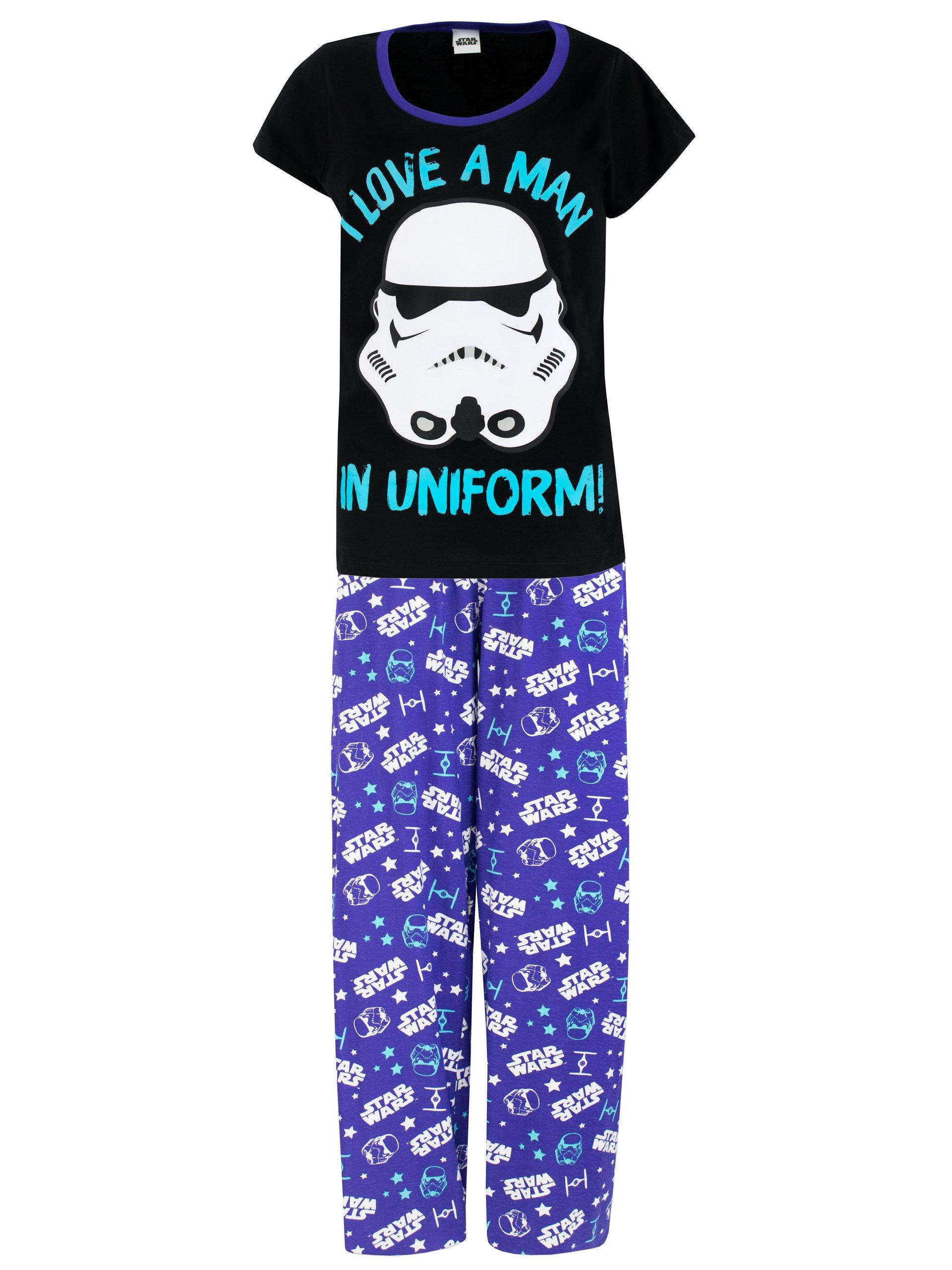 Star Wars - Pijama para mujer - Stromtrooper product image