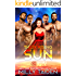 Their Rising Sun (Daeria World) (Wintervale Packs Book 1)