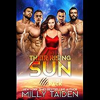 Their Rising Sun (Daeria World) (Wintervale Packs Book 1) (English Edition)