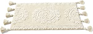 SKL Home by Saturday Knight Ltd. Medallia Rug, Natural, 17 inches x 24 inches