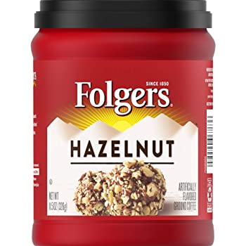 Folgers Ground Hazelnut Coffee
