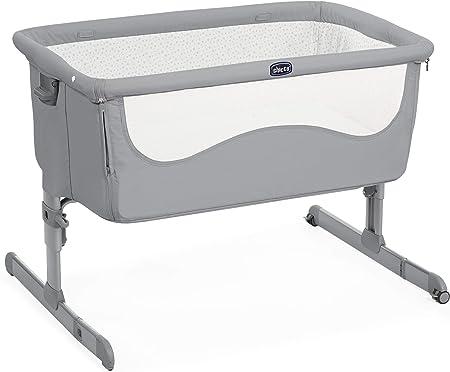 Altura regulable en 6 posiciones,Compatible con casi todas las camas,Inclinable para que el bebé res