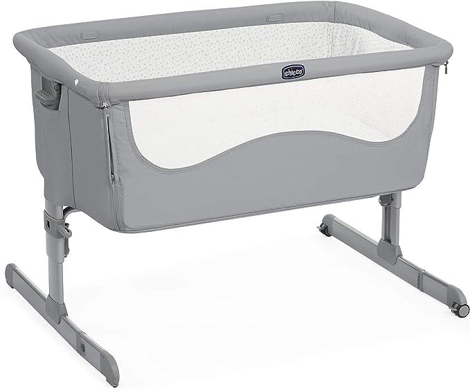 Chicco Next 2 me - Cuna de colecho con anclaje a cama y 6 alturas ...