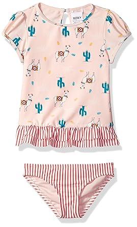 Roxy Girls Cu Tr Lyc Surf T Shirt B01MZGA5IT