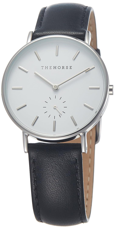 The Horse Classic Zilver Horloge B2