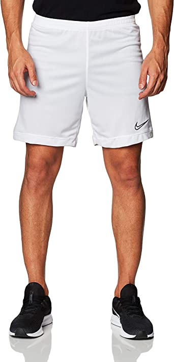 origen Comida sana mil millones  Amazon.com : Nike Dri-FIT Academy Men's Football Shorts : Clothing