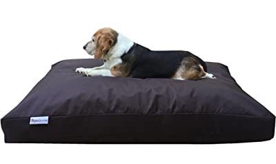 Dogbed4less Extreme Comfort Memory Foam Dog Bed Pillow
