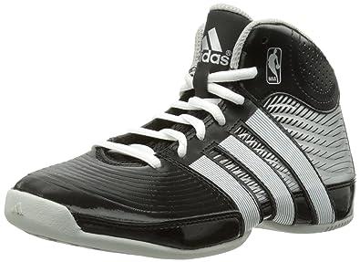 super popular 19c89 ef4b0 adidas Rise Up NBA K, Chaussures de Sport garçon - - Noir, Noir EU