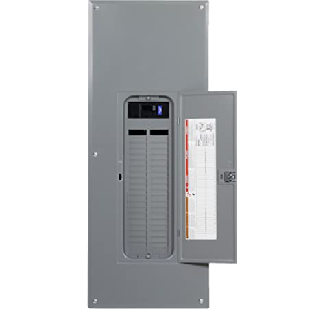 Square D by Schneider Electric QO Plug-On Neutral 200 Amp Main Breaker  42-Space 42-Circuit Indoor Load Center with Cover: Amazon.ca: Tools & Home  Improvement