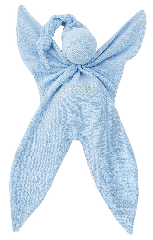 Cuski Schmusetuch Original, wie von NHS (Blau-Blau) 100363 csk-001-0001