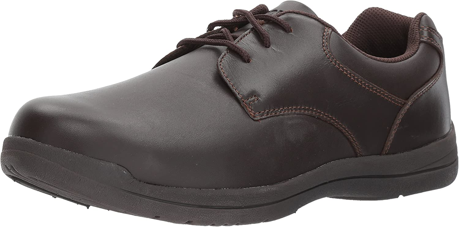 Propet Men's Max Strap Oxford In Cash special price a popularity