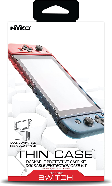 Nyko Thin Case for Nintendo Switch - Nintendo Switch: Amazon.es: Electrónica