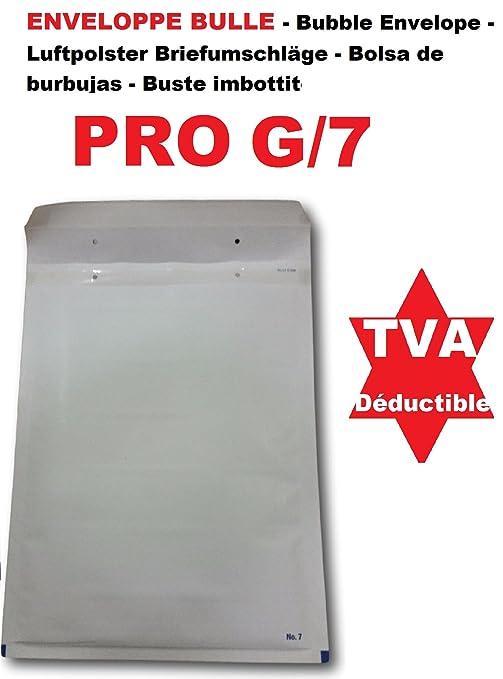 100 Enveloppes /à bulles dair pochettes matelass/ées dexp/édition PRO taille I//9 int JECO 300 x 450 mm